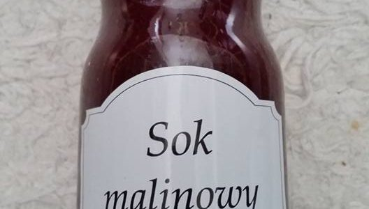 sos malinowy