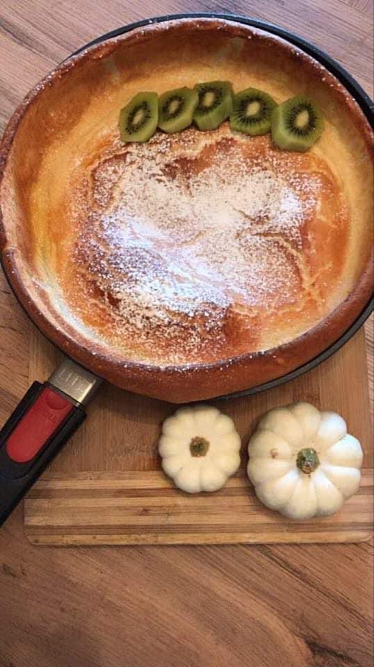 DUTCH BABY – omlet z piekarnika
